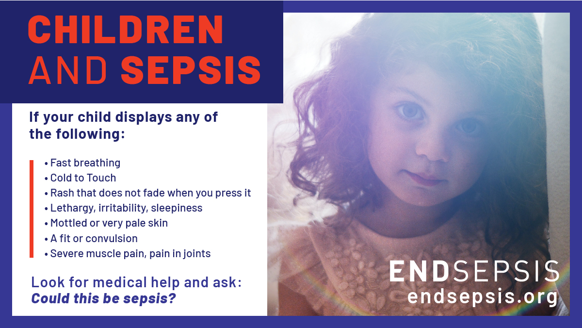 Signs of Sepsis Children